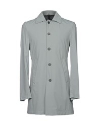 Aquarama Overcoats Light Grey