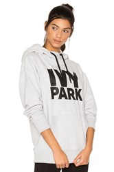 Ivy Park Hooded Sweatshirt Gray