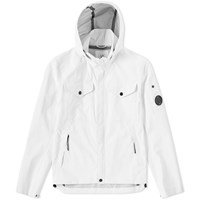 C.P. Company T Mack Arm Lens Field Jacket White