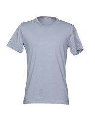 Crossley T Shirts Light Grey