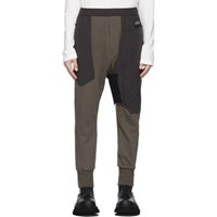 Julius Grey Contrast Track Pants