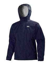 Helly Hansen Loke Shell Rain Jacket Evening Blue