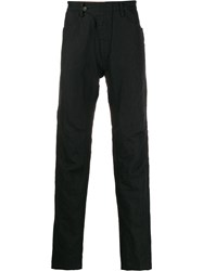 Ziggy Chen Plain Regular Trousers 60