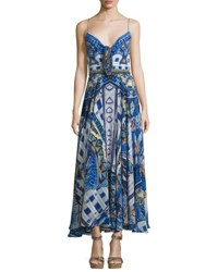 Camilla Embellished Tie Front Coverup Dress Rhythm And Blues