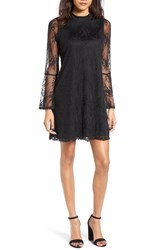 Speechless Women's Lace Shift Dress