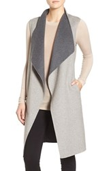 Soia And Kyo Women's Reversible Double Face Wool Blend Vest