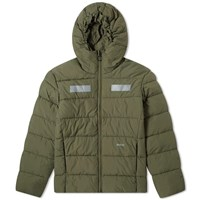 Soulland Nils Puffer Jacket Green