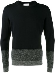 Stephan Schneider Poplars Wool Alpaca Blend Sweater Blue