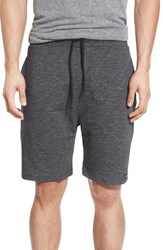Uncl Men's 'Monster' Sweat Shorts Black