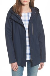 Barbour Glaciers Raincoat Navy