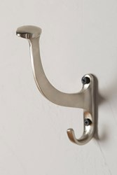 Anthropologie Arielle Hook Silver
