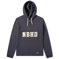 Neighborhood Logic Hoody Blue