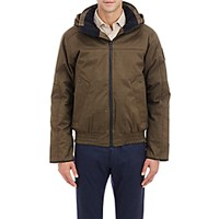 Canada Goose Men's Tech Hooded Parka Green