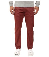 Oakley 50S Pants Fired Brick Dark Heather Men's Casual Pants