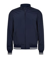 Orlebar Brown Reversible Charlton Jacket Male Navy