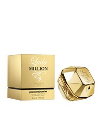 Paco Rabanne Lady Million Absolutely Gold Edp 80Ml Female