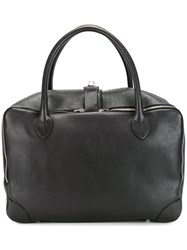 Golden Goose Deluxe Brand Equipage Tote Black