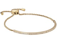 Michael Kors Brilliance Pave Bar Slider Bracelet Gold Bracelet