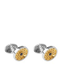 Links Of London Timeless Cufflinks Silver