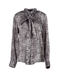 Barbara Bui Shirts Shirts Women Grey