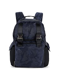 2Xist Patterned Backpack Midnight Camo