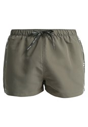 Ellesse Scorfano Swimming Shorts Dusty Olive