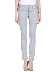 Just Cavalli Casual Pants Light Grey