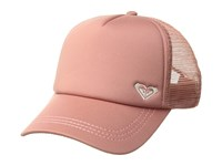 Roxy Finishline Trucker Color Cap Withered Rose Caps Pink