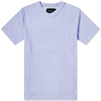 Howlin' Fons Towelling Tee Purple
