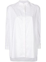 Koche Classic Fitted Shirt Cotton White