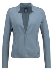 Tom Tailor Blazer Canvas Petrol Blue