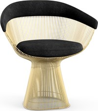Knoll Platner Gold Arm Chair