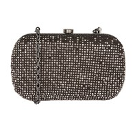 Lotus Fluvia Matching Clutch Bag Black