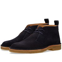 Paul Smith Wilf Desert Boot Blue