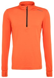 Brunotti Terni Fleece Jumper Signal Orange