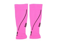 Cep Progressive Night Calf Sleeves 2.0 Flash Pink Black Running Sports Equipment