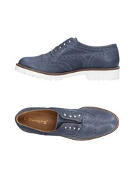Lemare Loafers Slate Blue