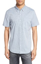 Ag Jeans Men's Nash Slub Cotton Shirt