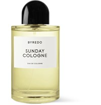 Byredo Sunday Cologne Eau De Cologne Vetiver And Bergamot 250Ml Colorless
