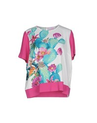 Clips More Shirts Blouses Women Ivory
