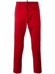 Dsquared2 Classic Tapered Chinos