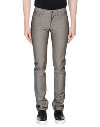 Versace Collection Casual Pants Dark Brown