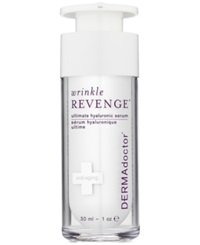 Dermadoctor Wrinkle Revenge Ultimate Hyaluronic Serum 1Oz.