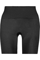 Spanx Skinny Britches Shorts Black