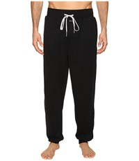 Kenneth Cole Reaction Sleep Pants Black Solid Men's Pajama