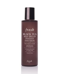Black Tea Age Delay Instant Infusion Treatment Toner 120 Ml 4 Fl. Oz. Fresh