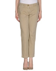 Historic Research Casual Pants Sand