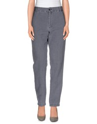 Local Apparel Trousers Casual Trousers Women Grey