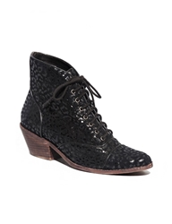 Pixie Market Jeffrey Campbell Leopard Lace Up Boot