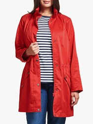 Four Seasons Parka Red